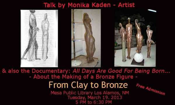 "Lecture ""From Clay to Bronze"""