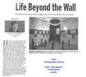 life beyond the wall - albuquerque journal article